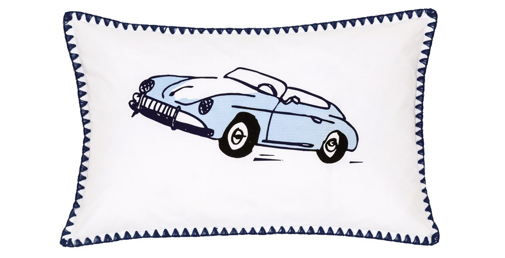 Bertie Cars Cushion